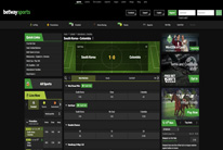 betway in-play betting