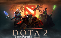 Dota2 betting options
