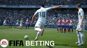 FIFA betting online