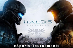 Halo 5 eSports Tournaments